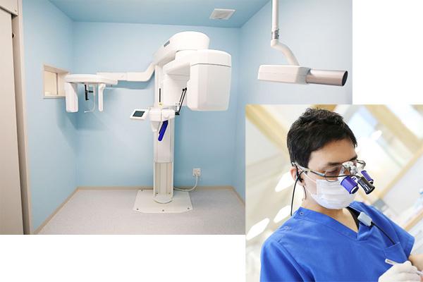 万全な医療機器による最良の治療